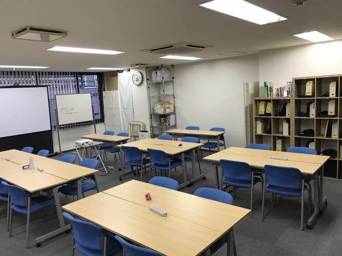 研修室全景です
