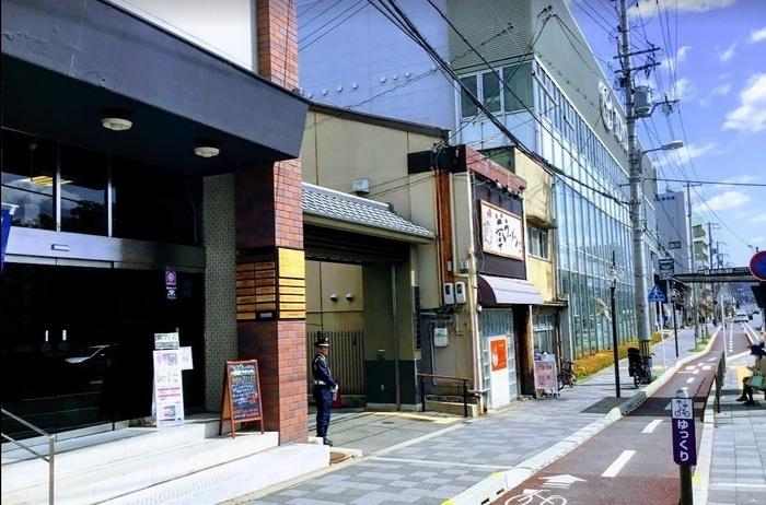 バス停「梅小路公園前」徒歩2分、2018年12月JR新駅完成