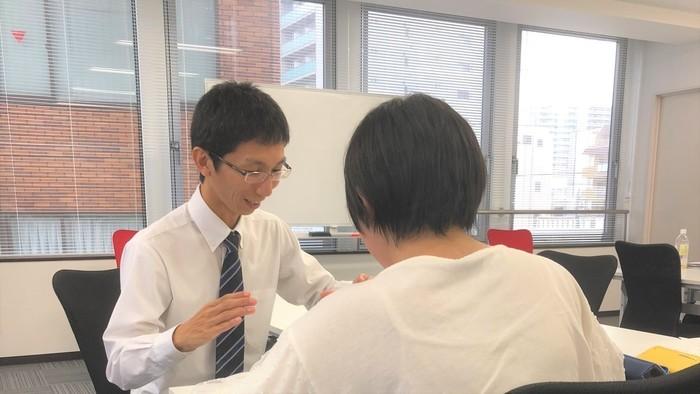 専門スタッフが1人1人丁寧に希望の就職支援をいたします。