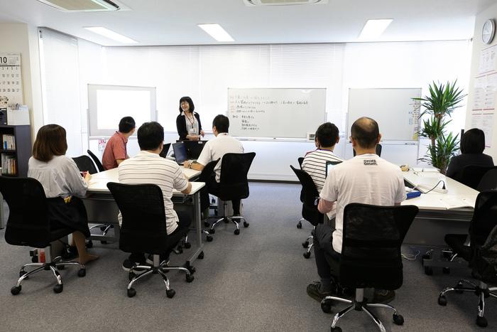 専門職員が1人1人丁寧に希望の就職支援をいたします。