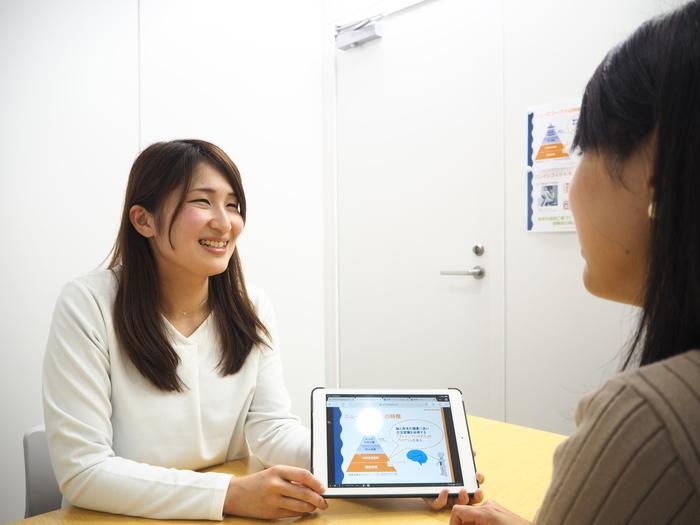 就職活動サポートも充実。職場実習先の開拓もしています。
