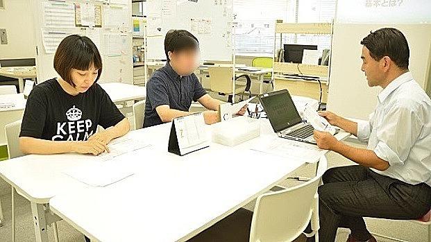 グループワークによる就労準備プログラム